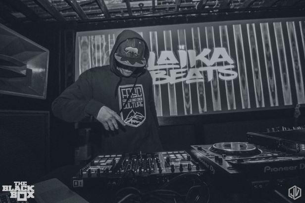 Laika Beats Live 1